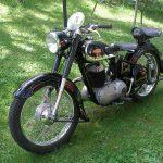 Aufbereiten von Motorradteilen