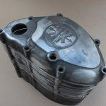 Kreidler Motorendeckel vorgearbeitet zum Polieren
