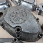 Kreidler Motorendeckel unbearbeitet